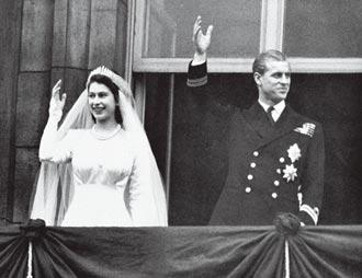 女王谈王夫 相伴73年 他是我坚持的力量