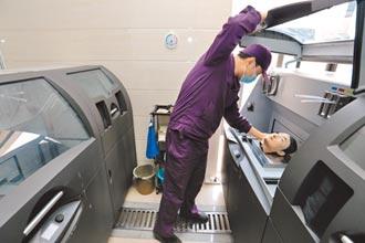西安殯儀館3D列印 助遺體重建容顏