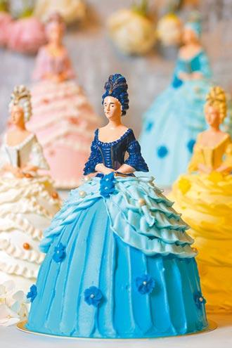 母親節擬真蛋糕療癒吸睛