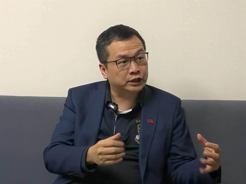 台北市議員羅智強。(圖為資料照)