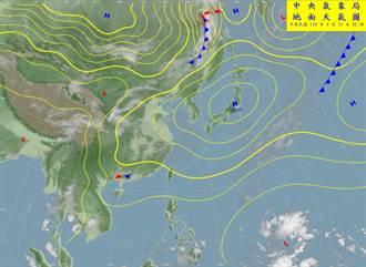 舒力基颱風最快這天生成 預測路徑出爐