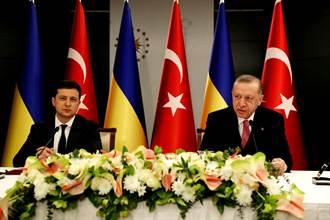 黑海戰雲密布 土烏總統會晤強調和平合作
