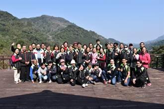 南庄蓬萊村賽夏族林業合作社 獲林務局評選特優林業社區