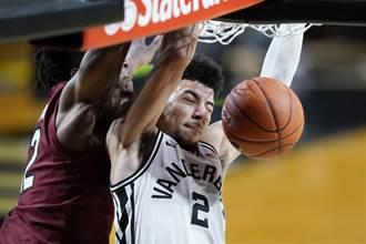 NBA》傳奇球星皮朋之子 宣布加入2021年選秀