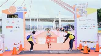 差個人在台紀錄10秒 曹純玉台新女子馬奪冠