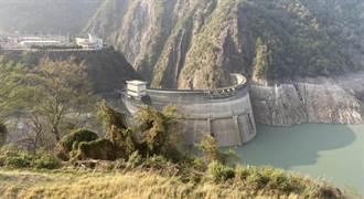 德基水庫蓄水量跌破5% 連鄭明典都嘆「沒見過」