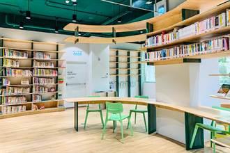 竹市最大圖書館 龍山分館暑假啟用