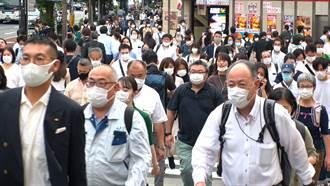 大阪東京沖繩疫情快速升溫 變種病毒肆虐成主因