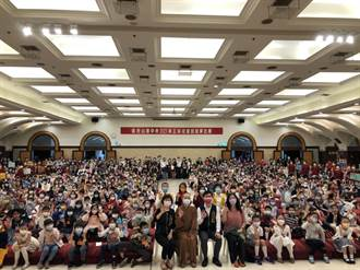佛光山惠中寺舉辦做好事、說好話、存好心兒童說故事比賽