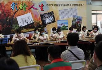港藝中心彩繪人生 開展 最年輕作者僅7歲