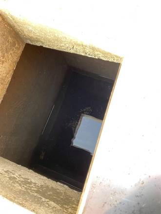 玉山蓄水塔部分見底 水情資訊看這裡