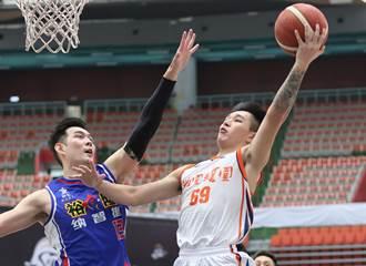 SBL》盧峻翔打出新人王身手 末節17分領軍逆轉勝