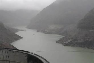 蓄水量吊車尾 德基水庫水量下探4.8% 只能再撐28天