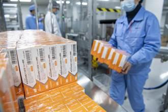陸疾控中心主任高福坦承科興疫苗保護效力僅50%