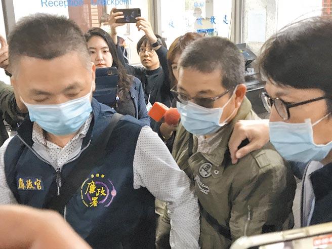 太魯閣號案 2台鐵官員列貪汙被告