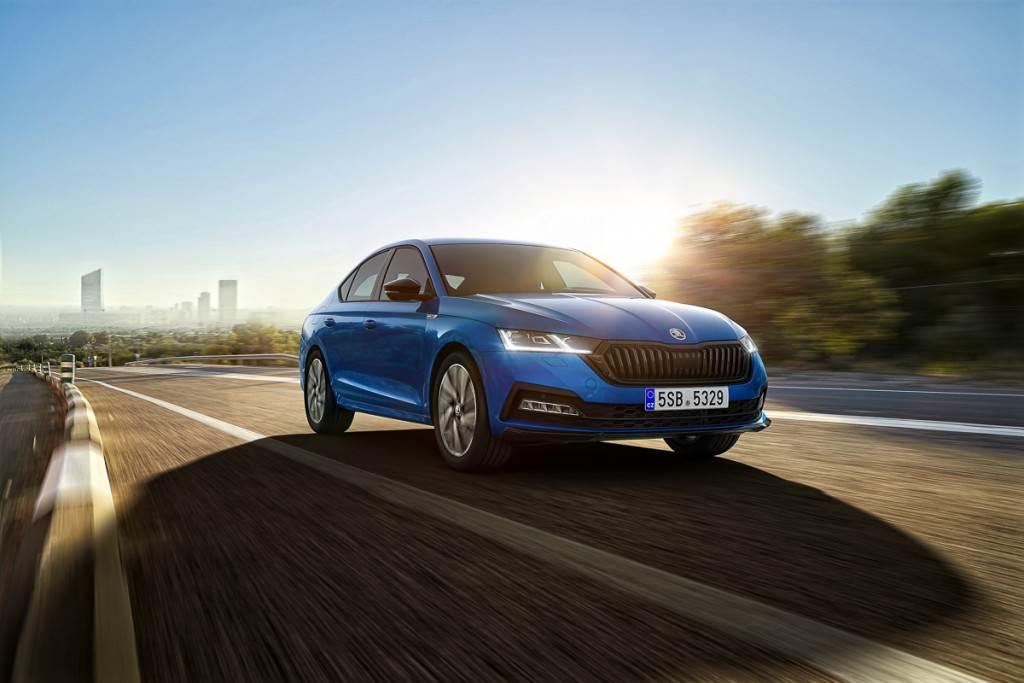 擴張市場的必然 新世代Škoda Octavia增列Sportline編成