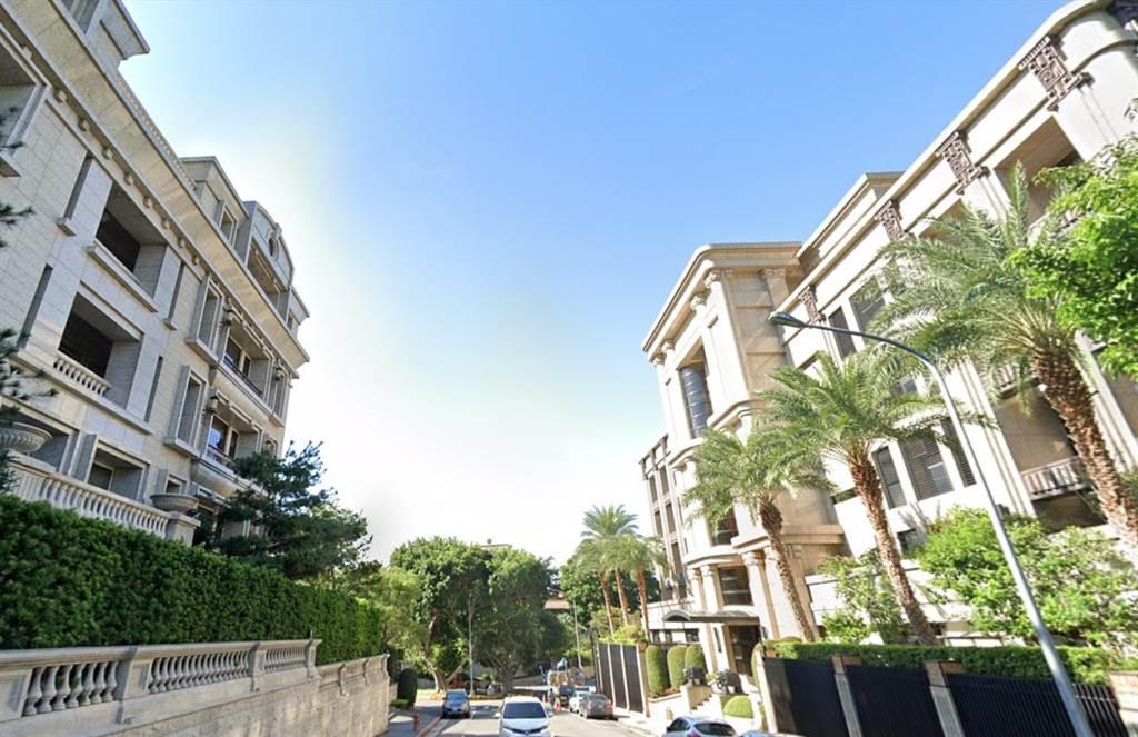 騰訊台籍副總裁 捧3.2億現金買天母豪宅