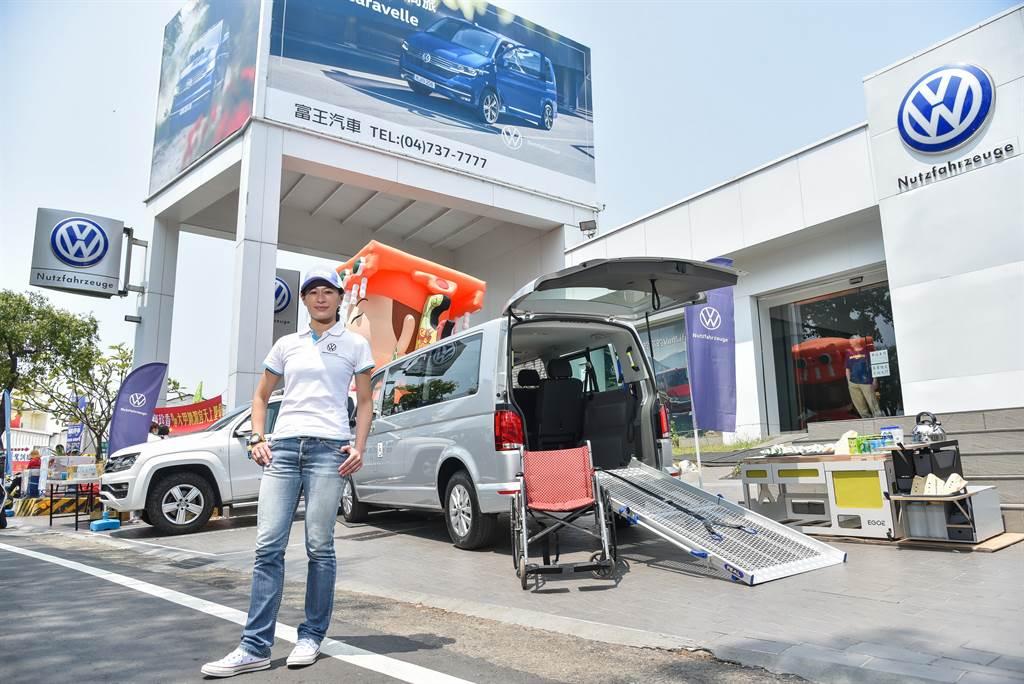 福斯商旅總裁巫詩棻(Julia Wu) 表示:「福斯商旅以多元的產品滿足不同消費者的需求,我們全新導入以T6.1 Caravelle IPC為主體去打造的青銀共享車,帶給大眾不同的體驗、展現福斯商旅體貼不同消費者、深植人心的產品設定。」