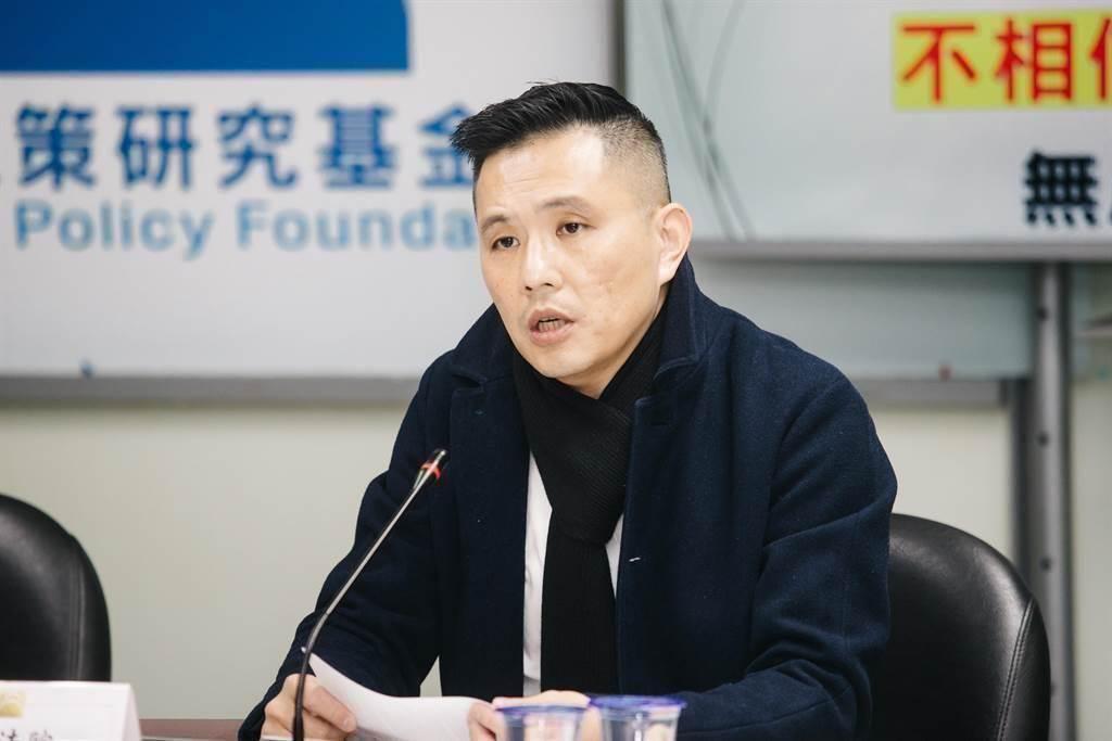 國民黨立委陳以信。(圖/本報資料照)