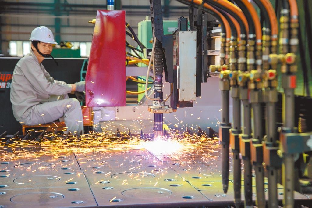 長榮鋼鐵為國內主要鋼構大廠,也是長榮集團旗下第5家掛牌上市公司。(本報資料照片)