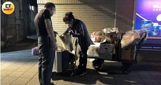 回收怪婆1/建管處連續開罰72萬 老婦哭訴「社區欺負我」
