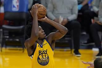 NBA》被打火鍋受傷 勇士榜眼懷斯曼可能報銷