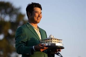 日本高球首次登頂 松山英樹勇奪名人賽冠軍