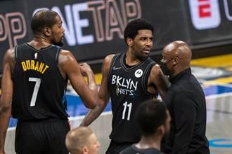 NBA》又是私人理由?厄文無預警宣告明天不打了