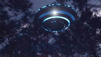 夜空驚現鑽石形UFO 隔天2乳牛憑空出現詭暴斃