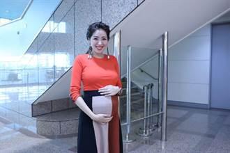劉伊心甜曝執行長老公工作狂行徑 懷孕8個月坦言上周剛翻臉