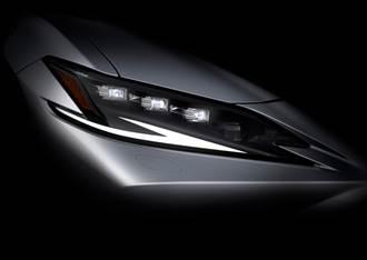 2021 上海車展前瞻:Lexus 公布展出陣容,ES 小改款與 LF-Z Electrified 純電概念車全球首發