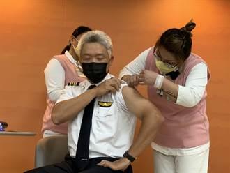 機組員接種疫苗增加防護力 中央:檢疫政策研議中