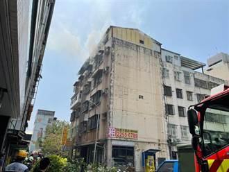 台中民宅惡火1人葬身火窟    市議員要求加強公共安檢