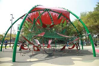 寓教於樂的水資源教室  中市黎新公園啟用
