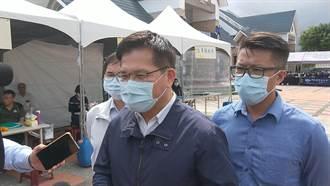 林佳龍赴台東弔唁罹難者 表明已打包辭職