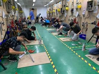 勞動力發展署結合大專校院 啟動產業新尖兵訓練