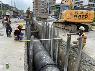 土城這些區域快儲水 台水管線工程15、16日減壓供水