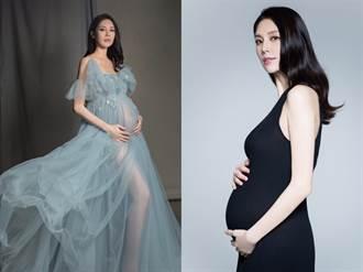 廖奕琁懷孕32周仍飄仙氣 曝生活中有趣的難題