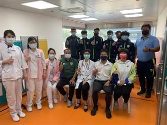 足球》5月赴港踢亞足聯盃 台鋼球員已陸續接種疫苗