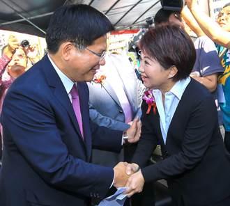 交通部長林佳龍若打包走人 龍燕可能再戰?