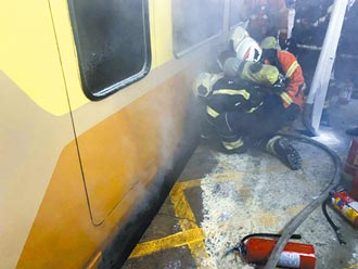 藍委轟台鐵 搞公關救不了公安