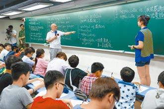 學者:中小學全英語教學 師資須再教育