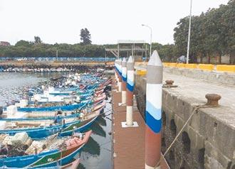 八里下罟子漁港活化 觀光新熱點