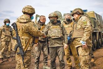 烏克蘭防長警告 俄恐藉口侵略烏東