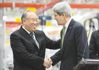 美國氣候特使 傳本周訪問中國