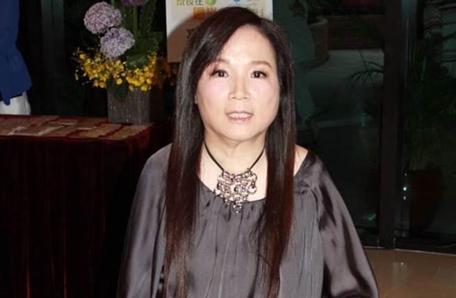 吳少芳過世,享年54歲。(圖/翻攝自東網)