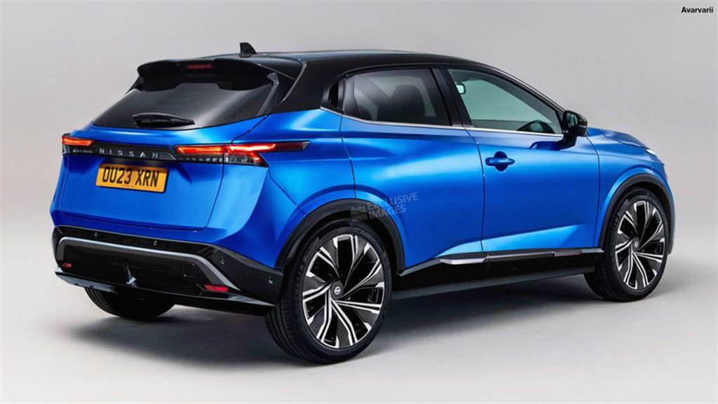 Nissan 打算推出大小和 Juke 相近的電動跨界車,海外售價約 117 萬元