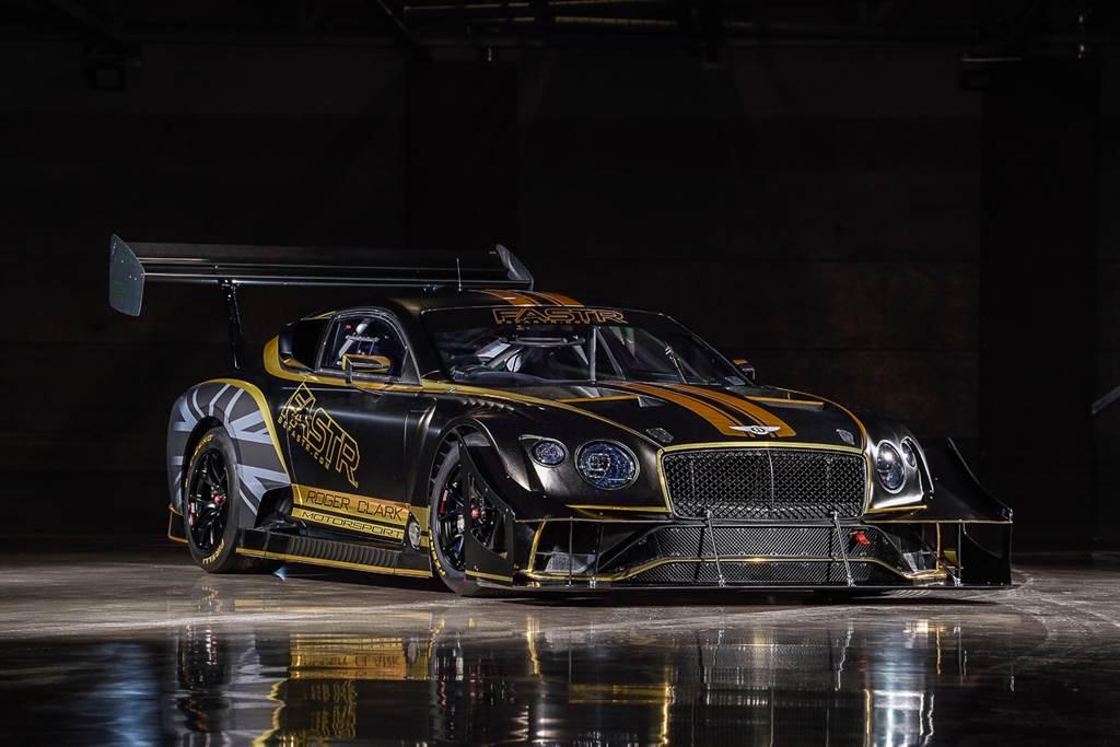 以再生燃料為驅動力 Bentley 推 Continental GT3 Pikes Peak 再戰派克峰
