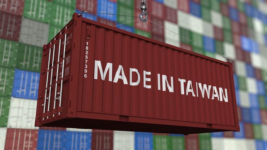 台灣3月出口358.9億美元,創下單月新高。(示意圖/達志影像/shutterstock)