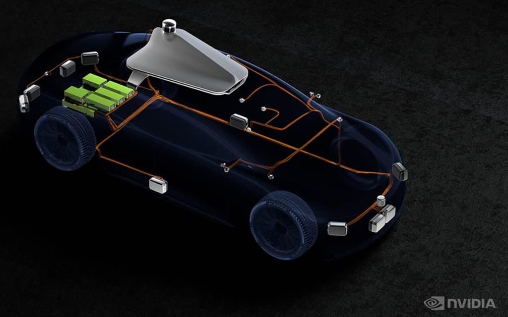 次世代人工智慧處理器 NVIDIA DRIVE Atlan 發表,將鎖定各大車廠將於 2025 年推出的車款!
